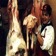 Les choses - the things - Viandes - Meat